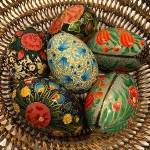 6 Decorative Eggs 🥚